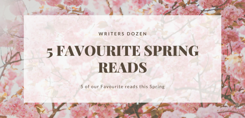 Our Five favourite Spring Reads